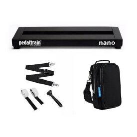 Pedaltrain PT-NANO-SC Nano ペダルボード ソフトケース付