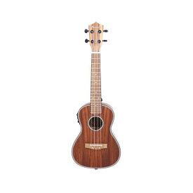 Bamboo Koa Concert Ukulele w/EQ エレクトリック コンサートウクレレ