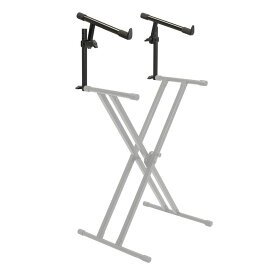 ULTIMATE IQ-X-200 Keyboard Stand Second tier X型キーボードスタンドセカンドティア