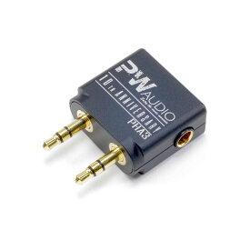 PW AUDIO PHA3 TO 4.4 L 4.4mm L型 変換プラグ