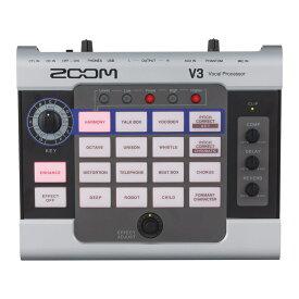 ZOOM V3 ライブパフォーマンス ボーカル用プロセッサー
