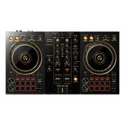 PioneerDDJ-400-Nrekordboxdj用DJコントローラーrekordboxdjライセンスキー付きゴールドカラー
