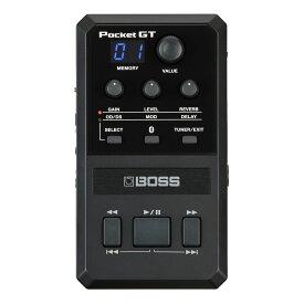 BOSS Pocket GT アンプ/エフェクトプロセッサー