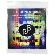 PHILJONESBASSエレキベース弦4弦ベース用045-105