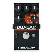 SubdecayQuasarV4フェイザーギターエフェクター