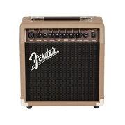 FenderAcoustasonic15アコースティックギター用アンプアウトレット