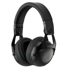 KORG NC-Q1 BK Bluetooth対応 ワイヤレスヘッドホン
