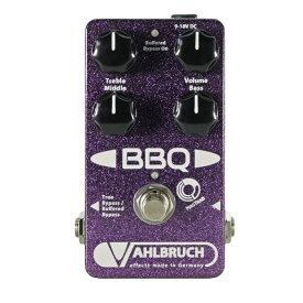 VAHLBRUCH BBQ ブースター ギターエフェクター