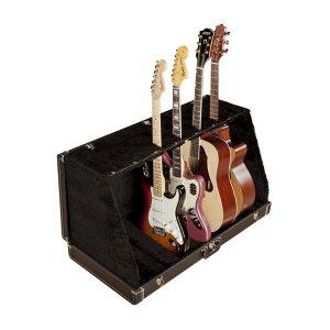 Fender Guitar Case Stand Black 7本立て ギタースタンド