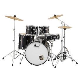 Pearl ROADSHOW RS525SCWN/C #31 JET Black ドラムセット