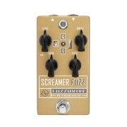 CusackMusicScreamerFuzzV3オーバードライブギターエフェクター