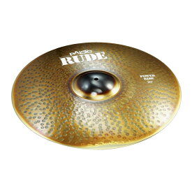 "PAISTE RUDE Power Ride 20"" ライドシンバル"