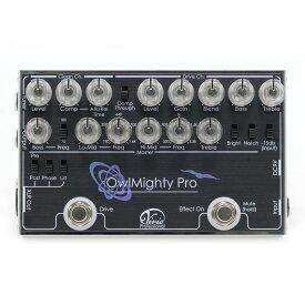 Vivie OwlMighty Pro ベースプリアンプ ベースエフェクター