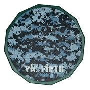 VICFIRTHVIC-PPDC1212インチドラム練習用トレーニングパッド