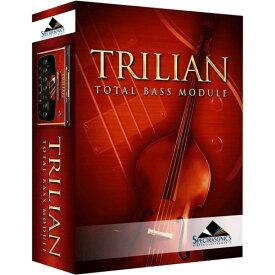SPECTRASONICS Trilian (USB Drive) トリリアン ベース音源 USBドライブ版