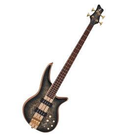 Jackson Pro Series Spectra Bass SBP IV Transparent Black Burst エレキベース