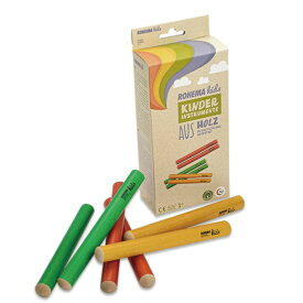 ROHEMA 618077 Color Claves Set クラベス 3ペアセット