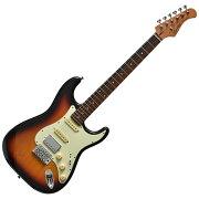 BACCHUSBST-2-RSM/R3TSエレキギター