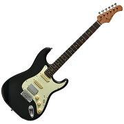 BACCHUSBST-2-RSM/RBLKエレキギター