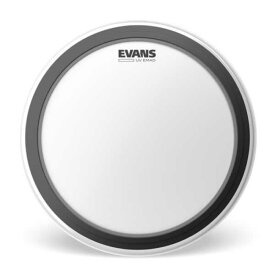 EVANS B18EMADUV UV EMAD Bass series 18インチバスドラム フロアタム用ヘッド
