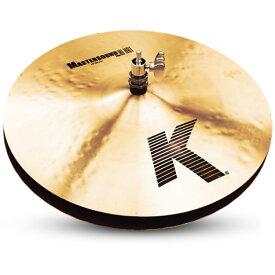"ZILDJIAN K.Zildjian Master Sound HiHats 14"" BOT"