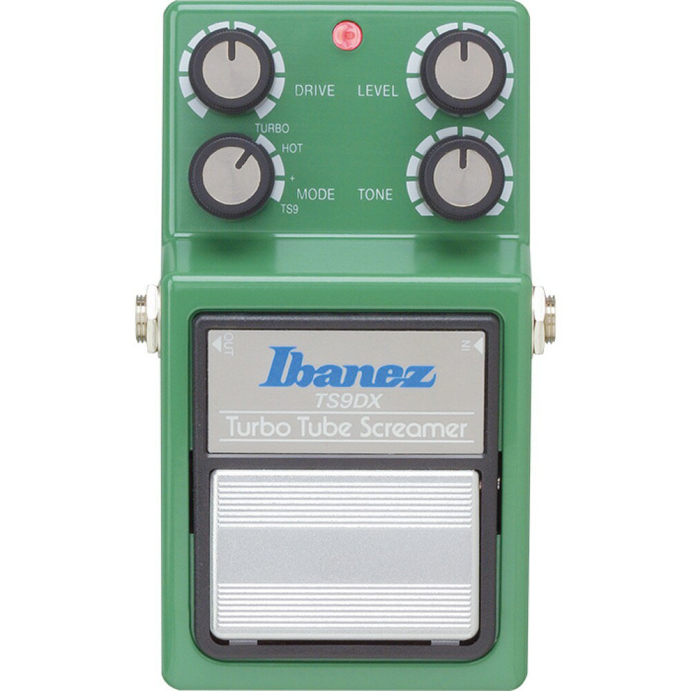 IBANEZ TS9DX ギターエフェクター