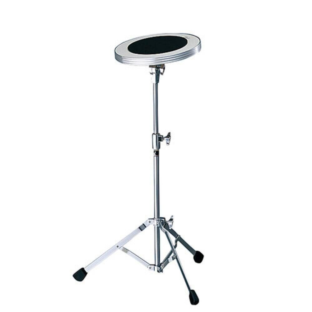 Pearl SD-20 ドラムトレーニングパッドスタンド付き