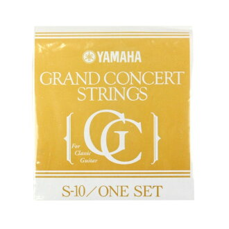 YAMAHA S10 Grand concert classical guitar-string Yamaha Grand concert nylon-string