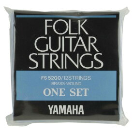YAMAHA FS5200 12弦用 アコースティックギター弦