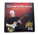 GHS GBDGG 0105-50 David Gilmour Signature Red Set エレキギター弦