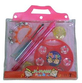 KIKUTANI PK-04/PINK 楽器玩具セット