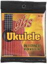 GHS H-10/Hawaiian Ukulele Black Nylon ウクレレ弦