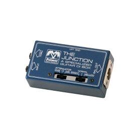PALMER PDI09 DI with Speaker Simulator ダイレクトボックス&スピーカーシミュレーター
