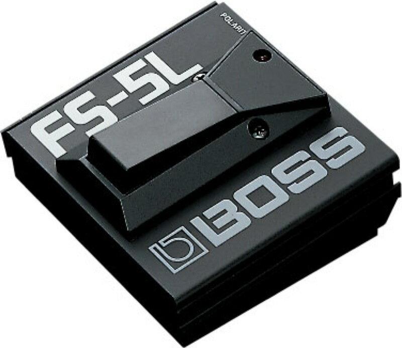 BOSS FS-5L フットスイッチ ラッチタイプ
