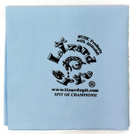 Lizard Spit Micro Fiber Cloth ギタークロス