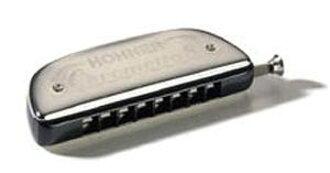 HOHNER 250/32 Chrometta-8 크로마틱크하모니카