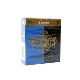 D'Addario Woodwinds/RICO LRICGCECL3.5/グランドコンサートセレクト E♭クラリネットリード[3.5]