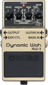 BOSS AW-3 ダイナミックワウ エフェクター