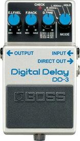 BOSS DD-3 デジタルディレイ エフェクター