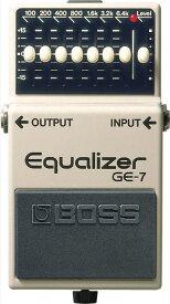 BOSS GE-7 イコライザー エフェクター