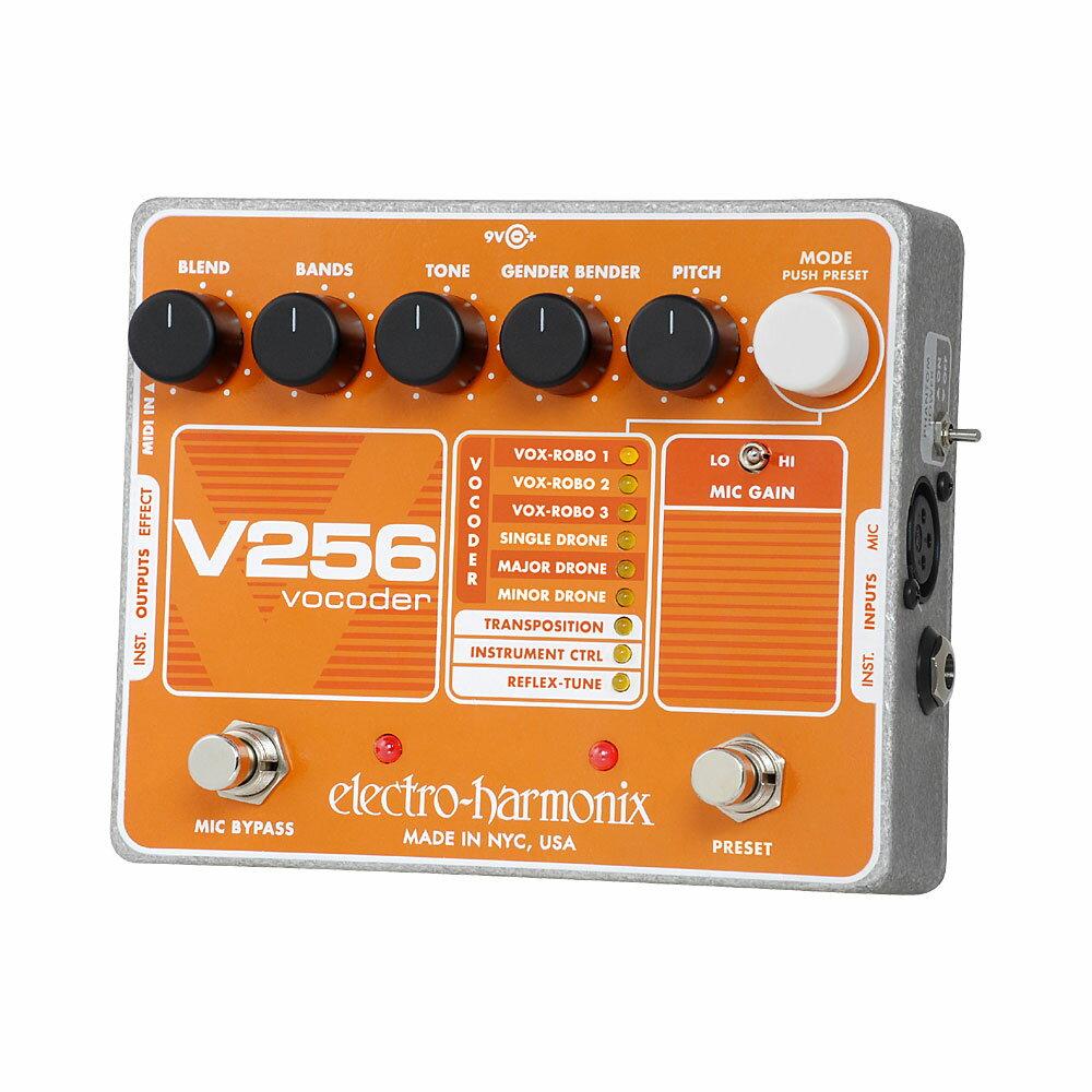 ELECTRO-HARMONIX V256 ボコーダー