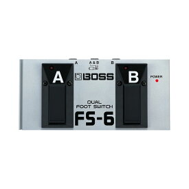 BOSS FS-6 フットスイッチ
