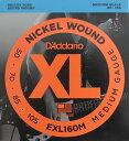 D'Addario EXL160M ベース弦