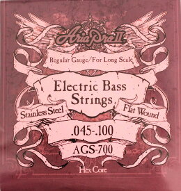 AriaProII AGS-700 エレキベース弦