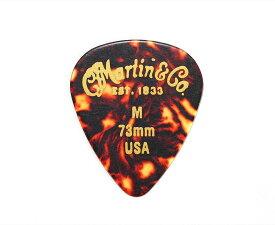 MARTIN TearDrop Medium 0.73 ギターピック ティアドロップ型 ミディアム 12枚セット