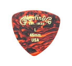 MARTIN Triangle Light 0.46 ギターピック トライアングル型 Thin 12枚セット