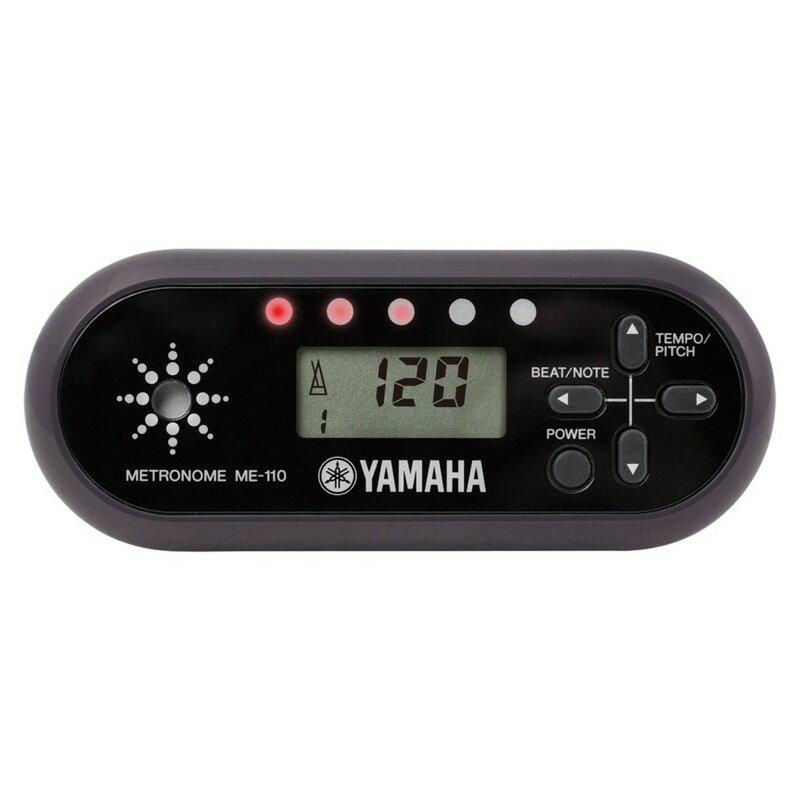 YAMAHA ME-110BK 電子メトロノーム