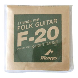MORRIS F20XL アコースティックギター弦