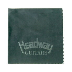 HEADWAY MICRO FIBER CLOTH BLK ギタークロス