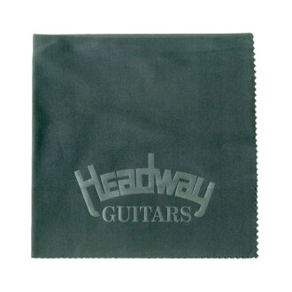 HEADWAY MICRO FIBER CLOTH BLK 기타 크로스
